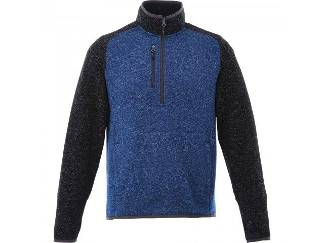 VORLAGE Half Zip Knit Jacket
